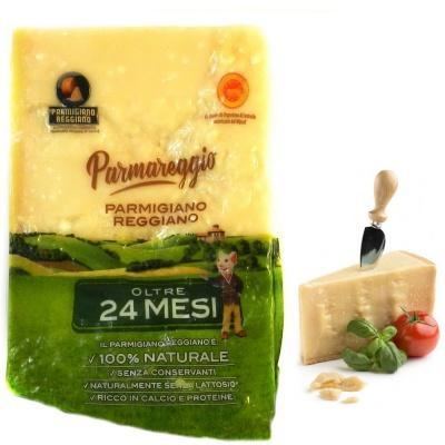 Сир Parmigiano reggiano 24 mesi 1 кг