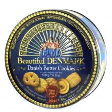 Beautiful Denmark в жестяній коробці 0.5 кг