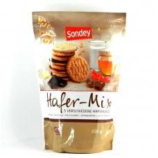 Печиво Sondey Hafer mix 220г