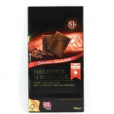 Швейцарський Choco edition 81% какао 100 г