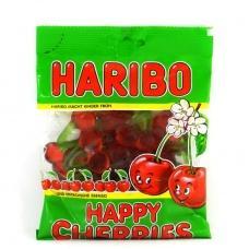 Haribo сrazy happy cherries 200 г