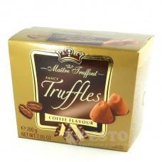 Maitre Truffout трюфель з кавовим смаком 200 г