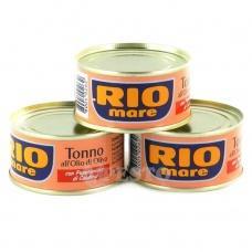 Rio mare в оливковій олії з гострим перцем 80 г