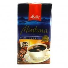 Melitta Montana premium 100% арабіка 500 г