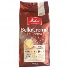 Кава в зернах Melitta Bella Crema la crema 100% арабіка 1кг