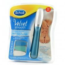 Електрична роликова пилочка для нігтів Scholl Velvet smoth