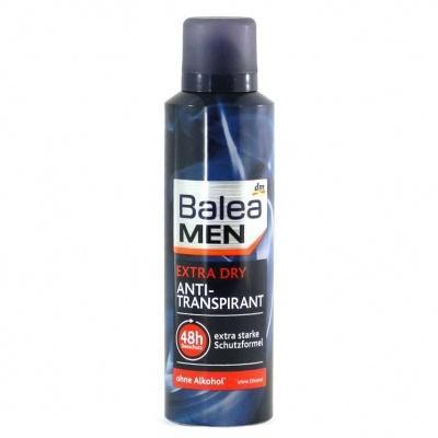 Антиперспірант Balea men Extra dry 48годин 200мл