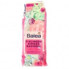 Жіночі станки для гоління Balea з алоє вера та вітаміном Е 3 леза 8шт