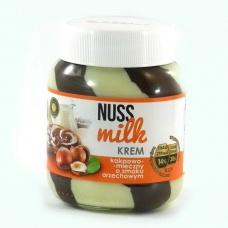 Nuss Milk какао-молочна зі смаком горіхів 400 г