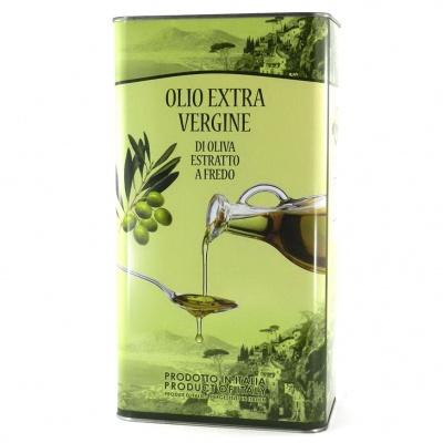 Оливкова Olio extra vergine estratto a fredo 5 л