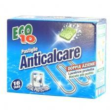 Таблетки проти накипу Eco10 для пральної машинки 16шт