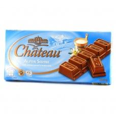 Шоколад Chateau alpen sahne 200г