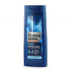Гель для душу Balea men fresh duschgel 3в1 300мл