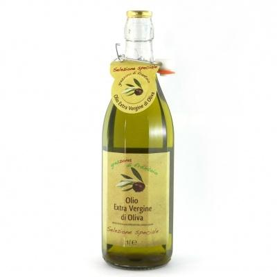 Оливкова Grezzona di Frantoio extra vergine di oliva 1 л