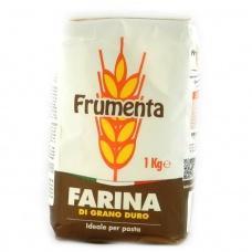 Мука Frumenta farina di grano duro 0.5 кг