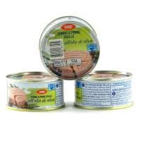 Coop в оливковій олії 80 г (філе)