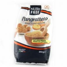 Паніровачні сухарі  Nutri Free Pangrattato без глютену 250г