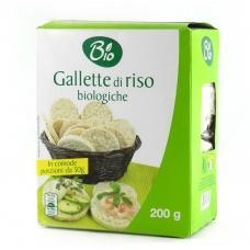 Рисові хлібці BIO Gallette 200г