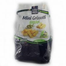 Печево Nutri Free mini grissotti без глютену, без лактози (8*30г) 240г