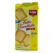 Хлібці Dr.Schar без глютену, без лактози (3*83г) 250г