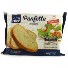 Хлібці Nutri Free panfette без лактози 300г