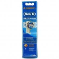 Сменная насадка Oral B Precision clean для электрической зубной щетки 2шт