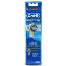Змінна насадка Oral B Precision clean для електричної зубної щітки 2шт