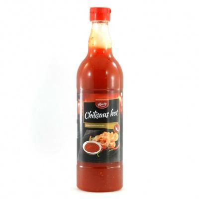 Соус Kania Chilisaus hot гострий 0.7 л