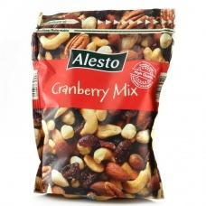 Суміш горіхів з журавлиною Alesto Cranberry Mix 200г