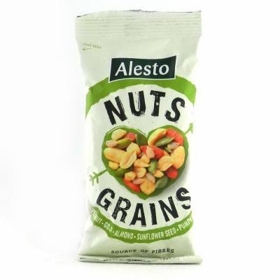 Суміш горіхів Alesto Nuts Grains 60 г