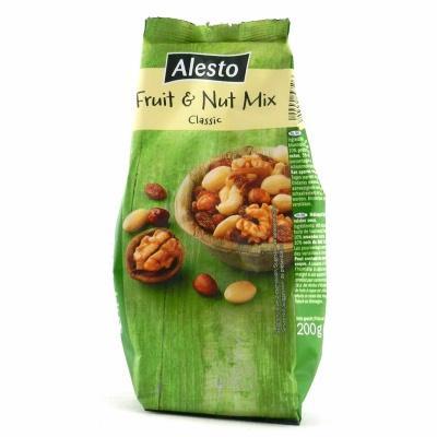Суміш горіхів Alesto Fruit e Nut Classic 200 г