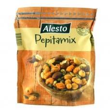 Суміш горіхів та гарбузового насіння Alesto Pepitamix 250г