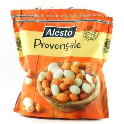 Арахіс Alesto Provencale смак цибулі та часнику 250г (з скорикою)