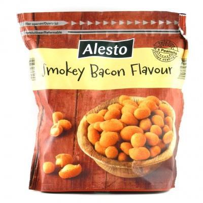 Арахіс Alesto смак бекону 250 г (з скоринкою)