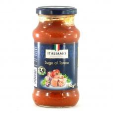 Italiamo томатний з тунцем 350 г