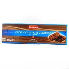 Шоколад Dolciando молочний 300г