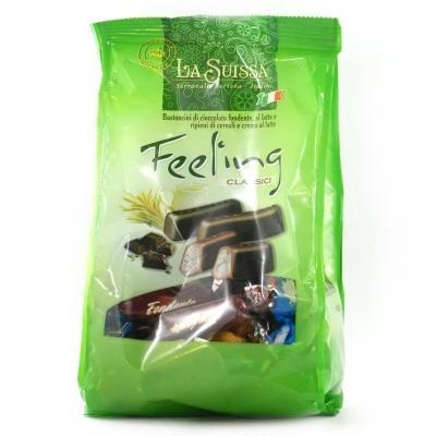 Шоколадні La Suissa Freeling 400 г