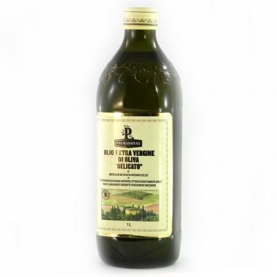 Оливкова Primadonna extra vergine di oliva Delicato 1 л