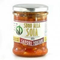 Sapori Toscani вегетеріанський із соєю 180 г