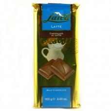 Шоколад молочний Laica 100г