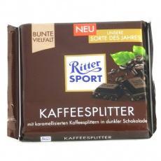 Ritter Sport kaffesplitter 100 г