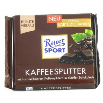 Шоколад Ritter Sport kaffesplitter 100 г