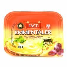 Сир топлений Fasti emmentaler 150г