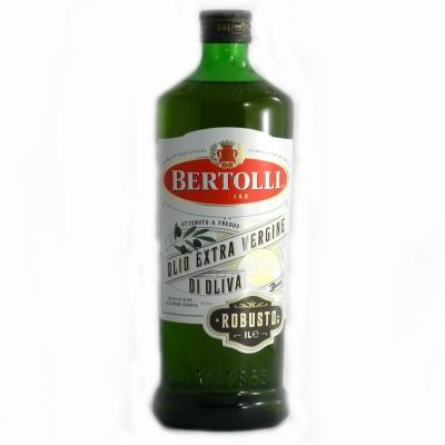 Оливкова Bertolli robusto olio extra vergine 1 л