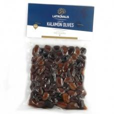 Latro black dried вялені з кiсточкою 200 г (грецькі)