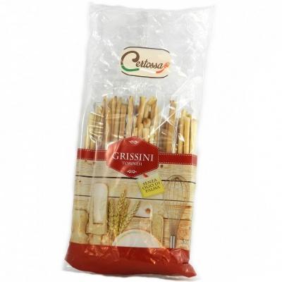 Хлібні палички Сertosa Grissini torinesi 300 г