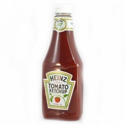 Кетчуп HEINZ tomato ketchup лагідний 1 кг