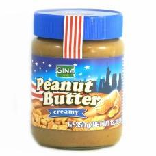 Gina Peanut butter creamy арахісова 350 г