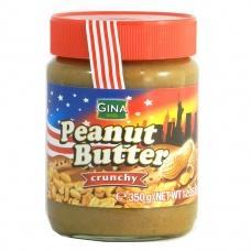 Gina Peanut butter crunchy 350 г