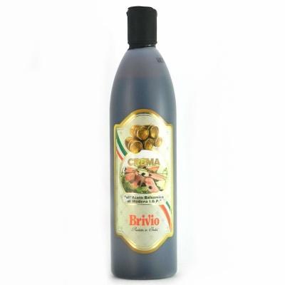 Соус Crema alla Aceto Balsamico di Modena Brivio з бальзамічним оцтом 0.5 л